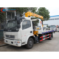 2019 New DFAC BreakDown Lorry With Crane
